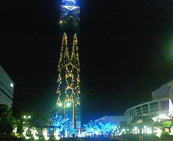 ももち☆ブルーライトクリスマス