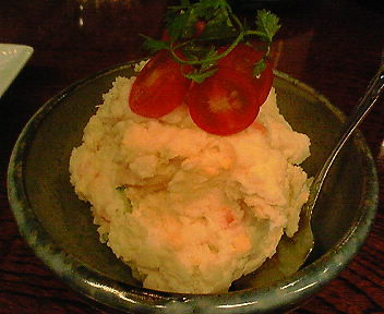 あま本のポテトサラダ