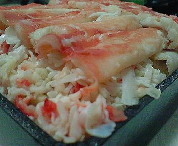 海の幸三昧の寿司