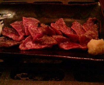 鹿児島 黒毛和牛 タタキ(石垣牛)