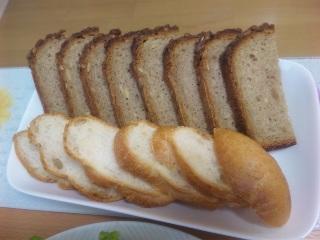 ゾンネンブルーメのパン