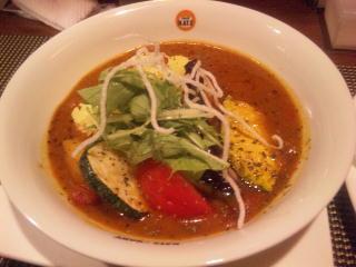 お野菜のスープカリー(ミニサイズ)