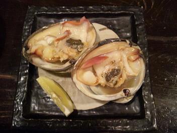 北海道焼きホッキ貝