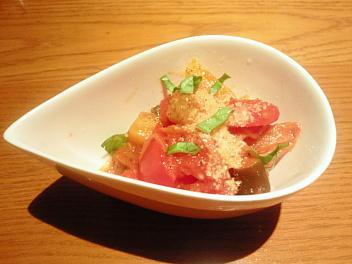 カポナータ(野菜のトマト煮)