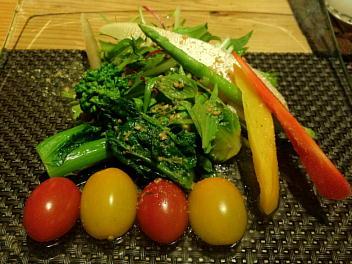 旬野菜サラダ
