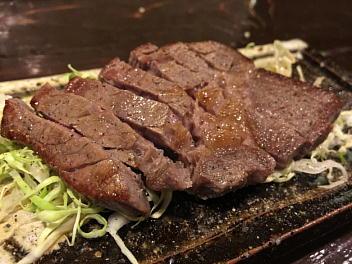 熟成肉炙り