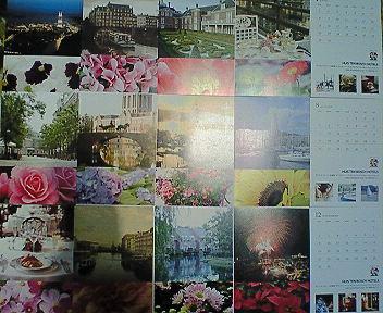 ハウステンボスホテルズ カレンダー